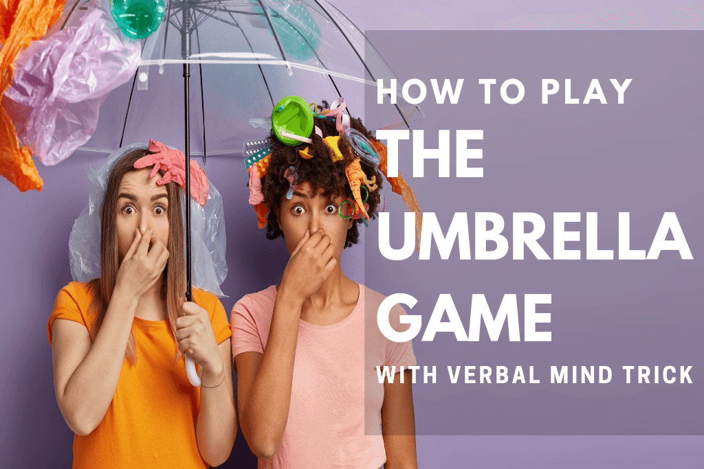 how-to-play-the-umbrella-game