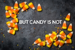 candy-is-not